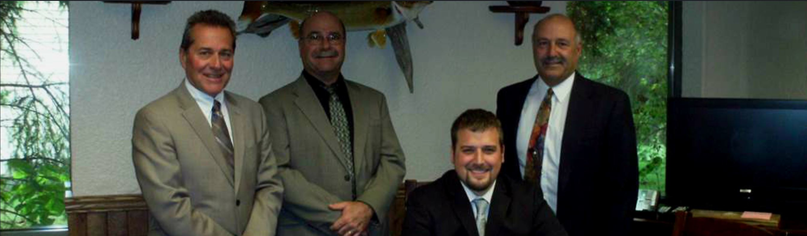 Photo of Four Attorneys at Cirilli Law Offices, S.C.