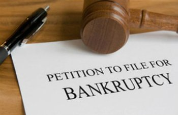 Image of a Bankruptcy Petition