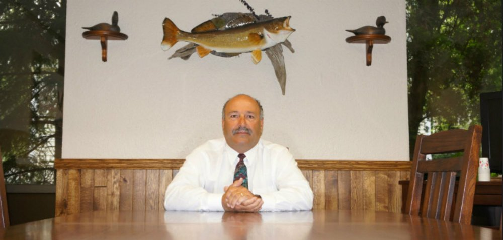 Photo of Criminal Attorney Gary Cirilli in His Office